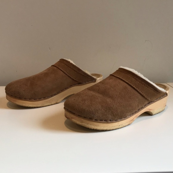 Sven Shoes | Sven Shearling Lined Clogs
